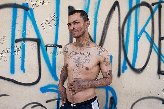 Membros de gangues sul-africanas voltam à sociedade 02