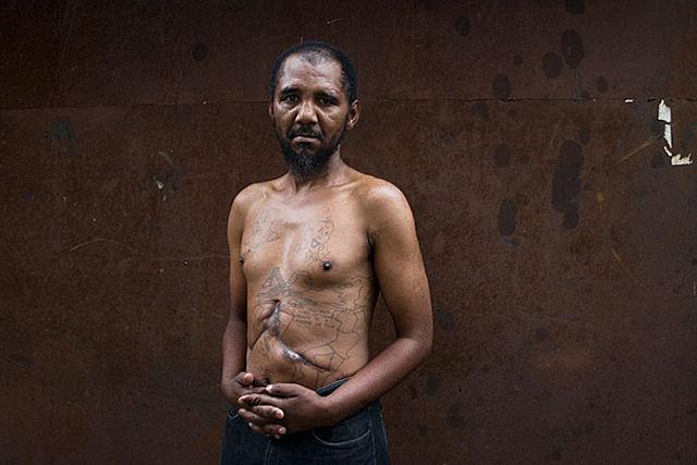 Membros de gangues sul-africanas voltam à sociedade 03