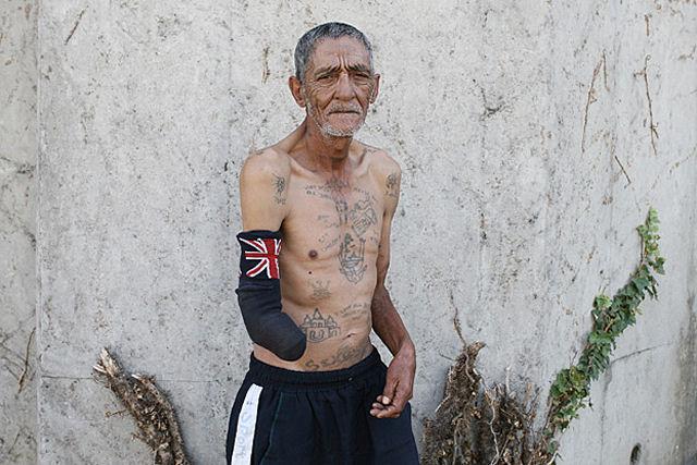 Membros de gangues sul-africanas voltam à sociedade 05