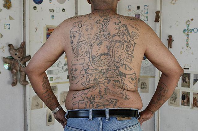 Membros de gangues sul-africanas voltam à sociedade 06