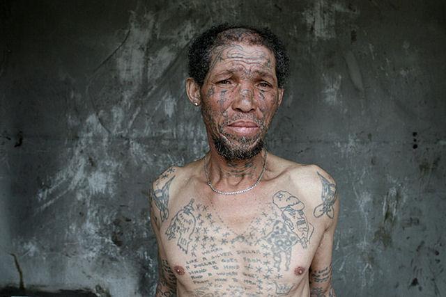 Membros de gangues sul-africanas voltam à sociedade 10