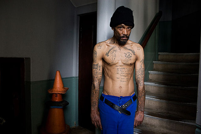 Membros de gangues sul-africanas voltam à sociedade 11