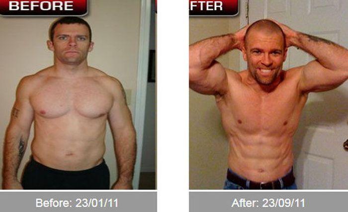 Transformações - Antes e depois 04
