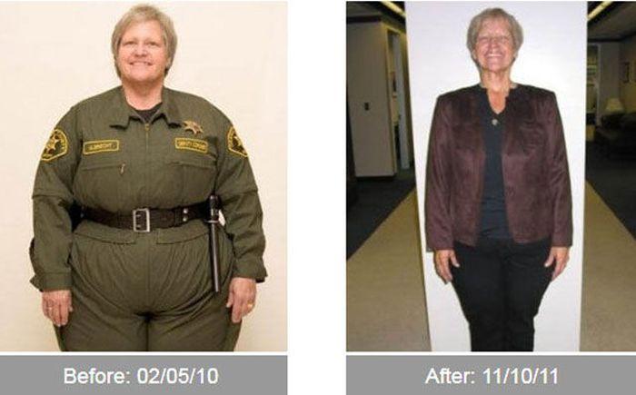Transformações - Antes e depois 06