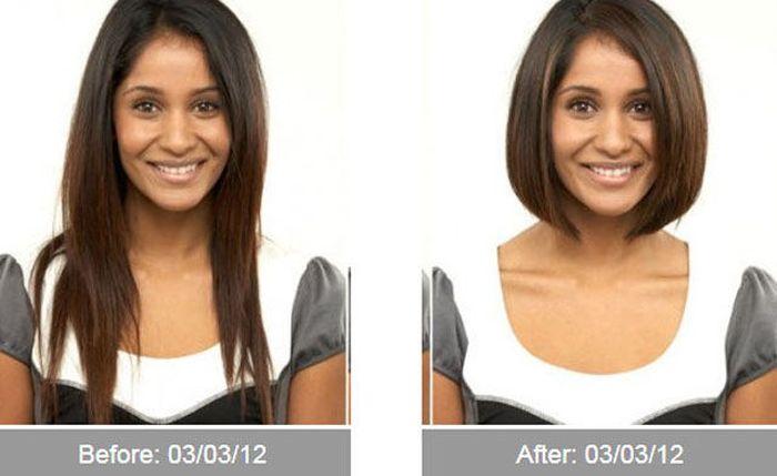 Transformações - Antes e depois 13