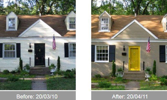 Transformações - Antes e depois 20