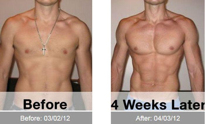 Transformações - Antes e depois 23