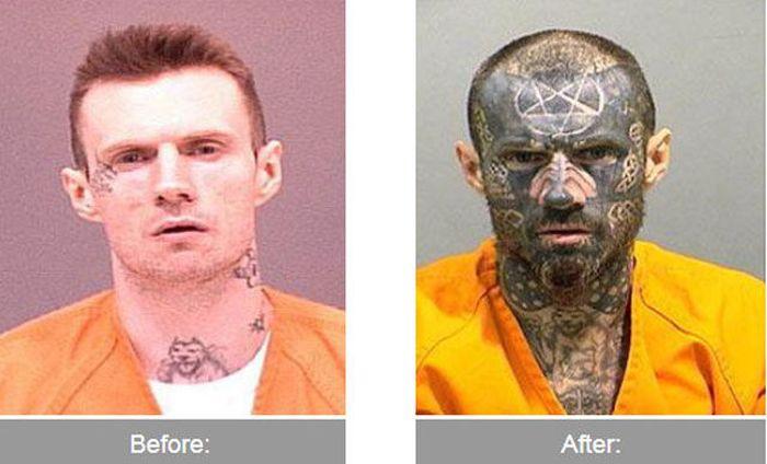 Transformações - Antes e depois 31
