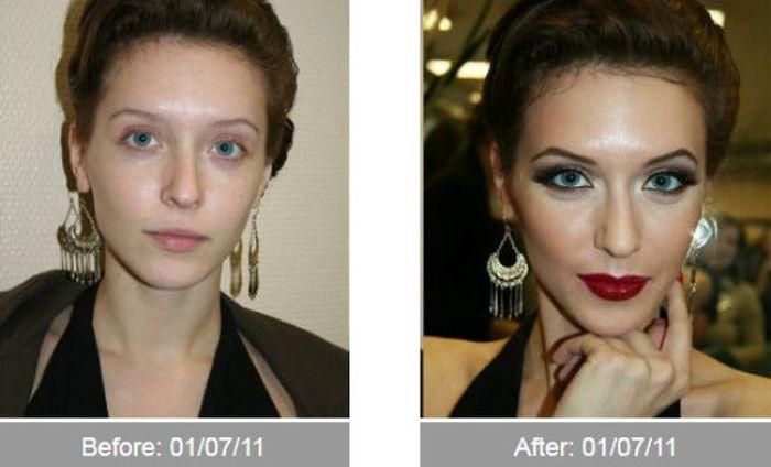 Transformações - Antes e depois 34