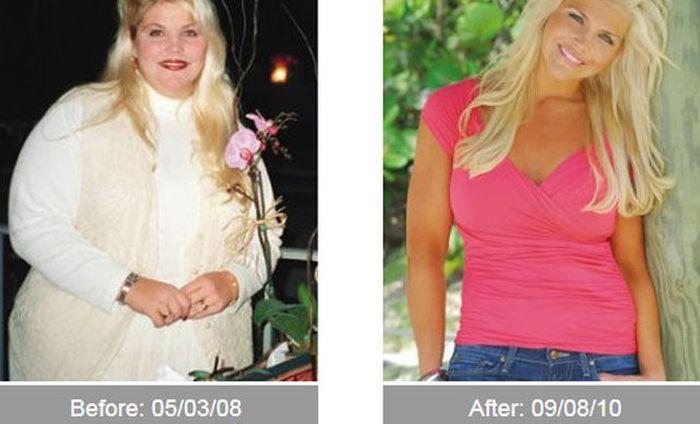 Transformações - Antes e depois 36