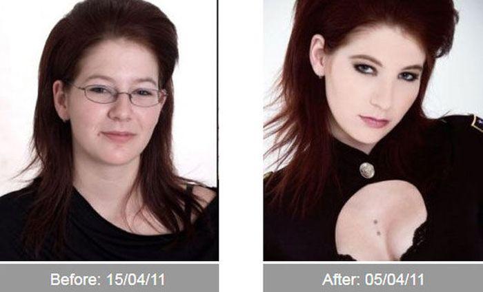 Transformações - Antes e depois 37