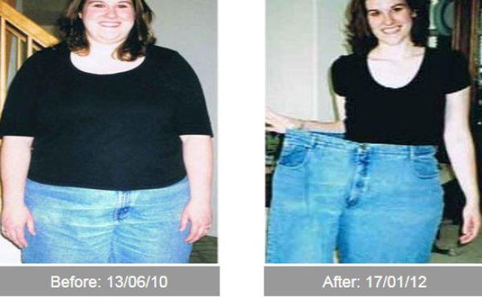 Transformações - Antes e depois 38