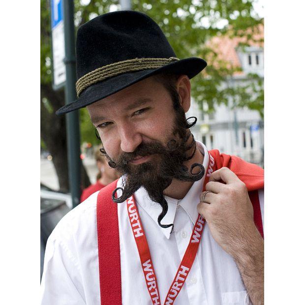 Campeonato de bigodes e barbas 02