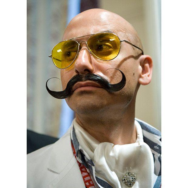 Campeonato de bigodes e barbas 09