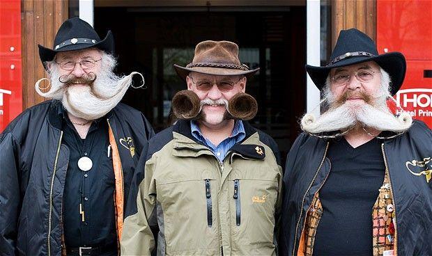 Campeonato de bigodes e barbas 12