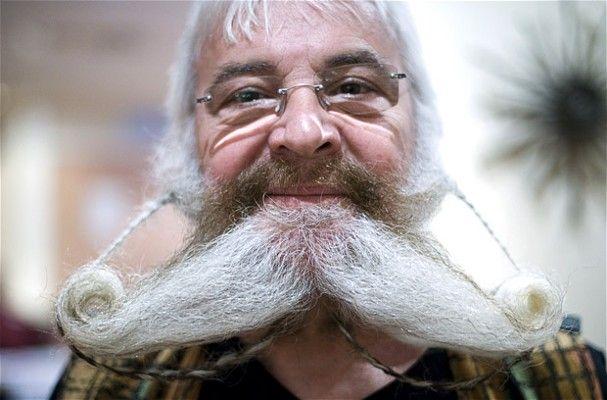 Campeonato de bigodes e barbas 15