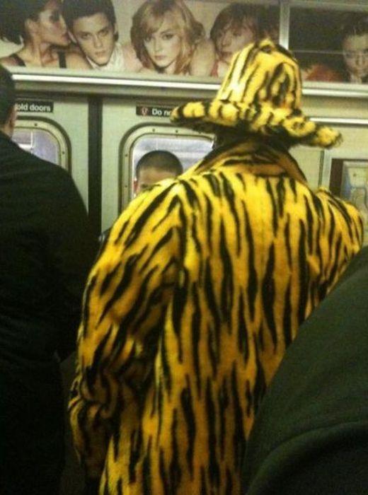 Gente esquisita dos transportes públicos 04