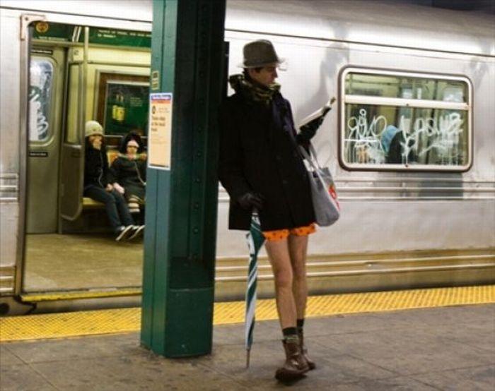 Gente esquisita dos transportes públicos 26