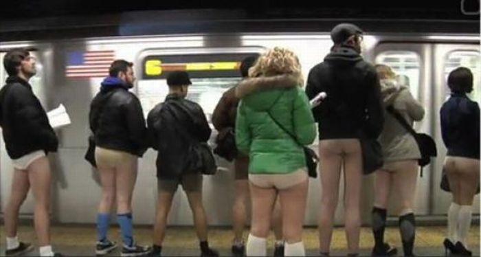 Gente esquisita dos transportes públicos 35