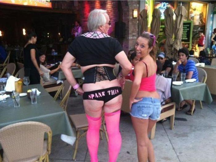 Gente estranha da Internet 19