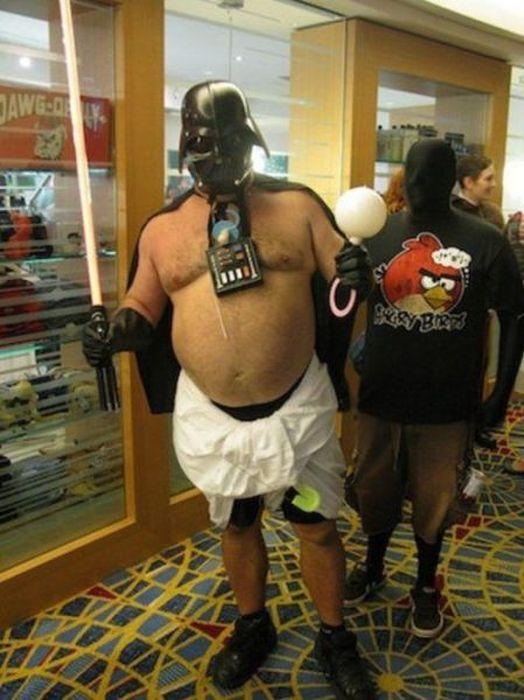 Gente estranha da Internet 31