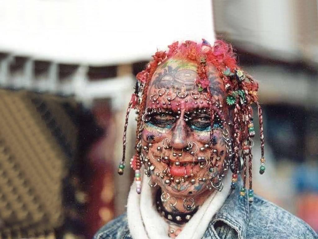 Gente estranha da Internet 71