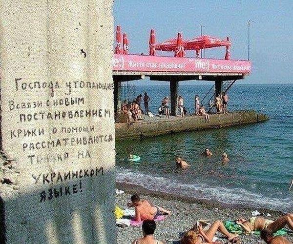 Um passeio dominical em uma praia russa 21