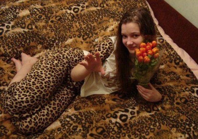 Moças estranhas de redes sociais russas 05