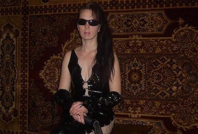 Moças estranhas de redes sociais russas 20
