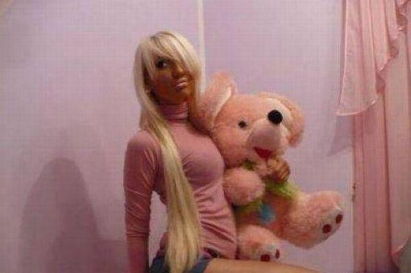 Moças estranhas de redes sociais russas 32