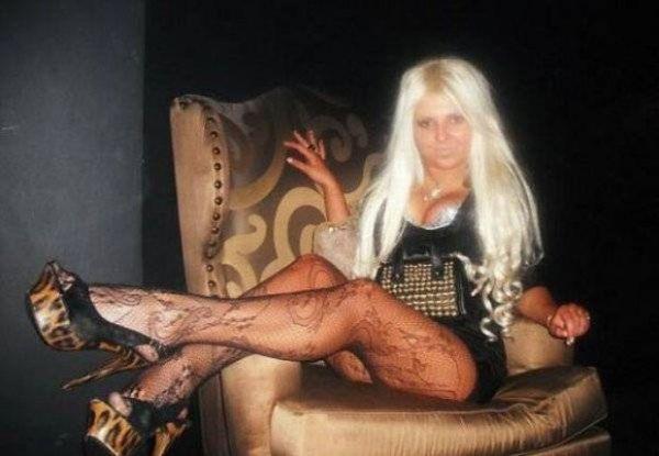 Moças estranhas de redes sociais russas 34