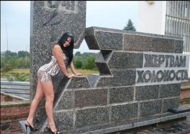 Moças estranhas de redes sociais russas 44