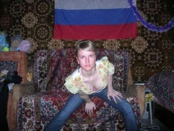 Moças estranhas de redes sociais russas 47