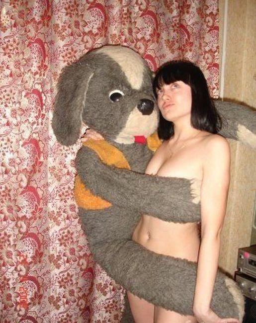 Moças estranhas de redes sociais russas 55