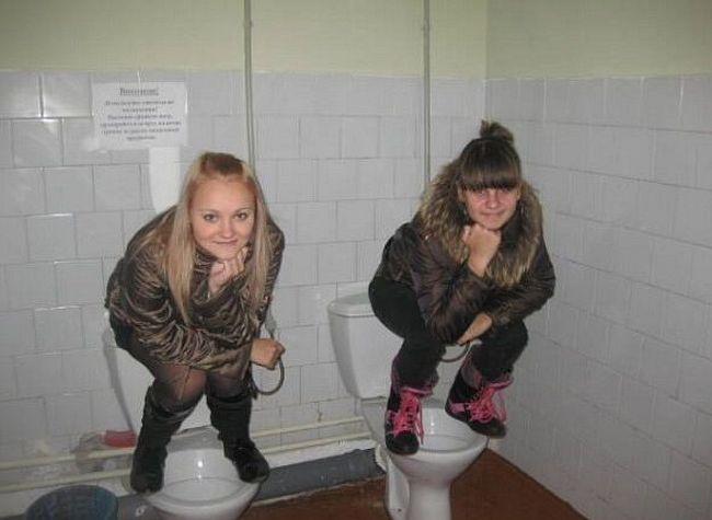 Moças estranhas de redes sociais russas 68