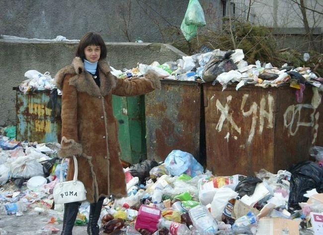 Moças estranhas de redes sociais russas 82