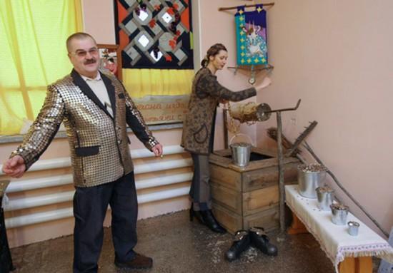 Tio Patinhas russo tem uma coleção de 5 milhões de moedas 05