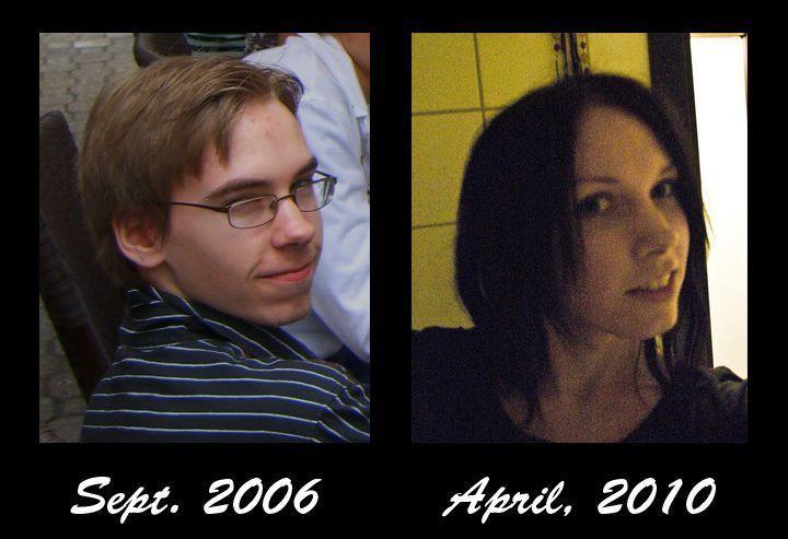 Transformação de homens em mulheres 07