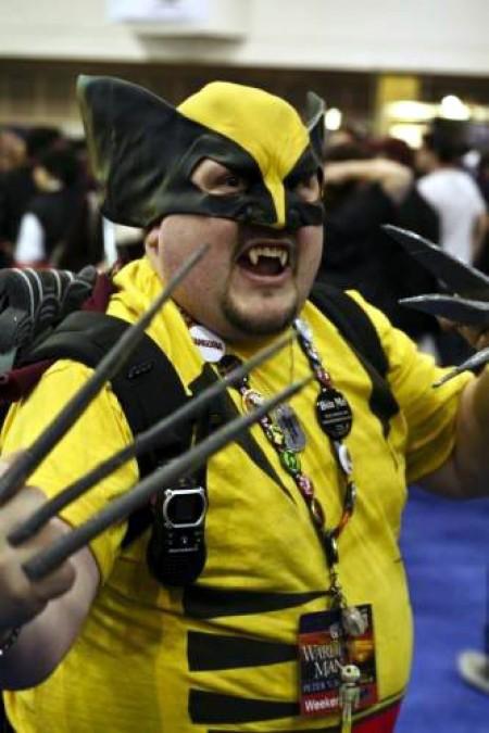 25 Wolverines que você não verá em X-Men: First Class 04