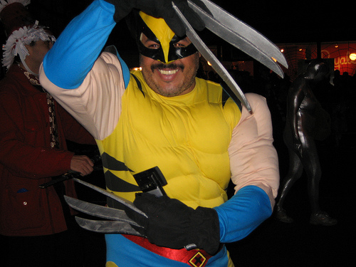 25 Wolverines que você não verá em X-Men: First Class 20