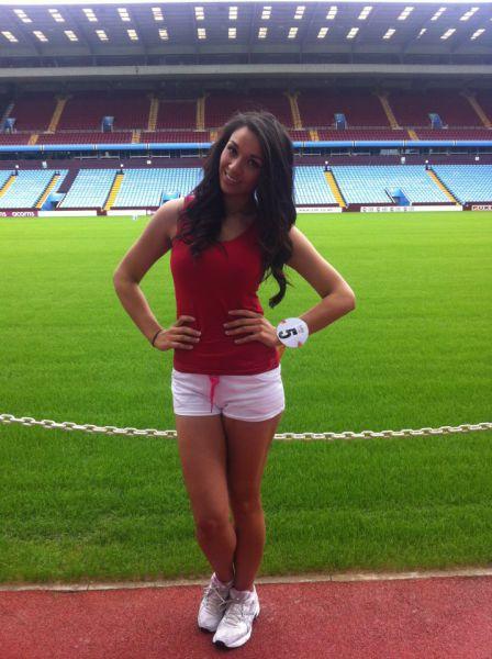 Candidata a Miss Inglaterra perde peso googleando 13