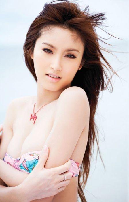 Nong Poy, uma modelo incomum da Tailândia 04