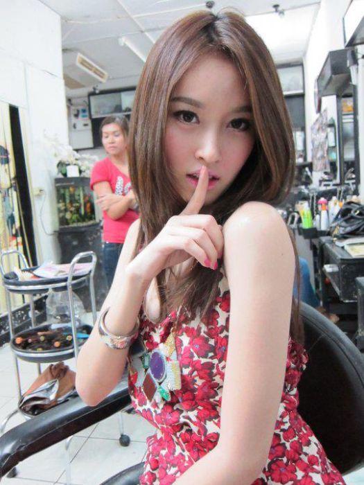 Nong Poy, uma modelo incomum da Tailândia 11