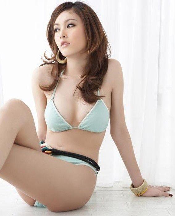 Nong Poy, uma modelo incomum da Tailândia 17