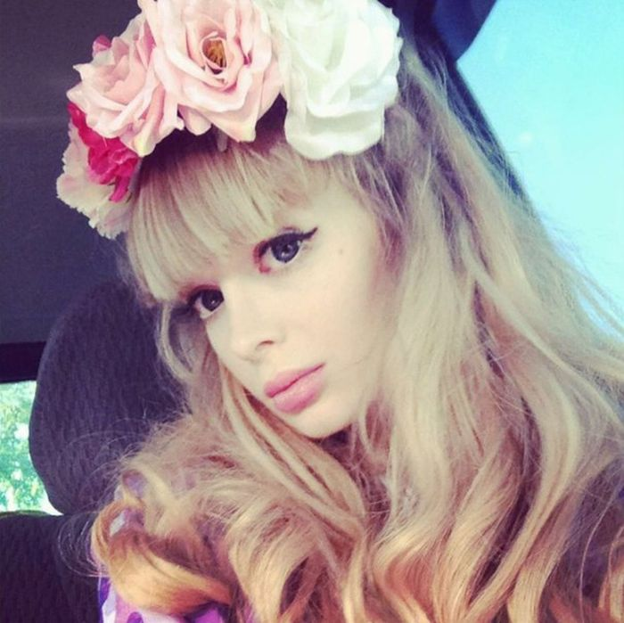 Mais fotos de Angelika Kenova, a boneca Barbie russa do mundo real 14