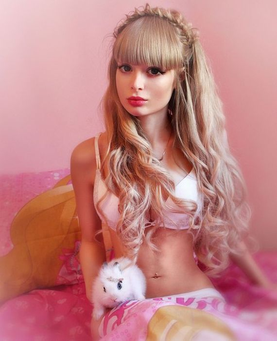 Mais fotos de Angelika Kenova, a boneca Barbie russa do mundo real 40