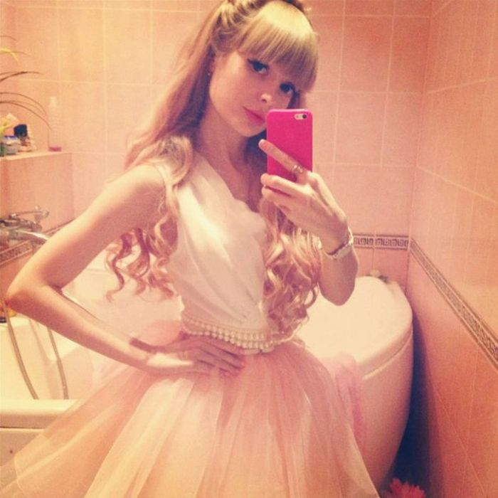 Mais fotos de Angelika Kenova, a boneca Barbie russa do mundo real 41