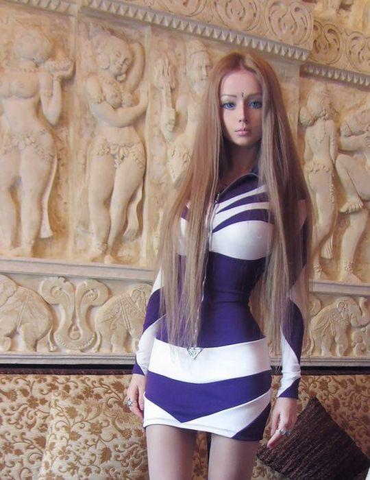 Outra Barbie Girl Russa do mundo real 12