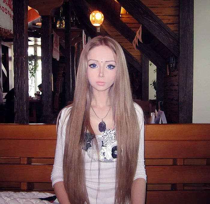 Outra Barbie Girl Russa do mundo real 18