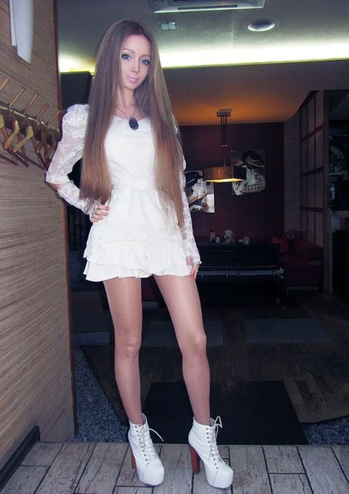 Outra Barbie Girl Russa do mundo real 22